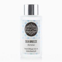 Sea Breeze 50ml Regular Reed Diffuser by FAVORI