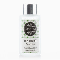 Peppermint 50ml Regular Reed Diffuser by FAVORI