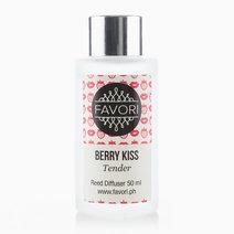 Berry Kiss 50ml Regular Reed Diffuser by FAVORI