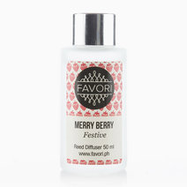 Merry Berry 50ml Regular Reed Diffuser by FAVORI
