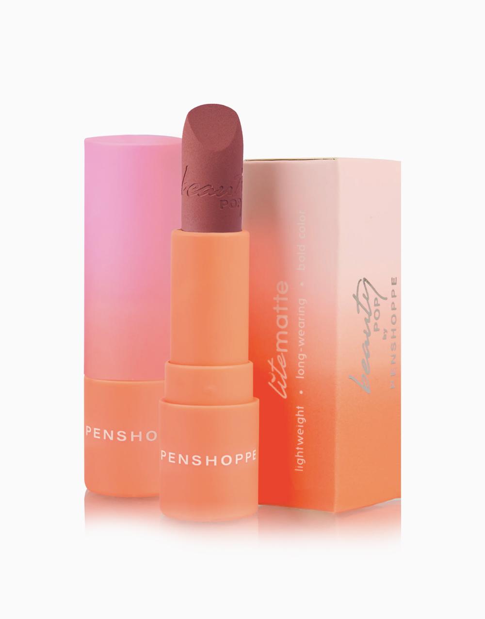 LiteMatte Lipstick by Penshoppe | Prim & Proper