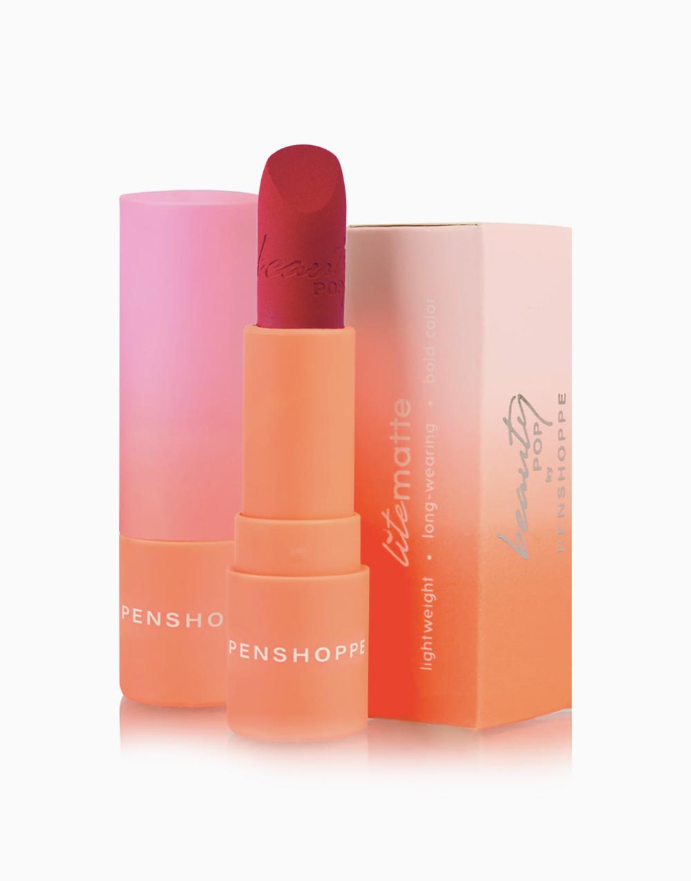 LiteMatte Lipstick by Penshoppe | Queen