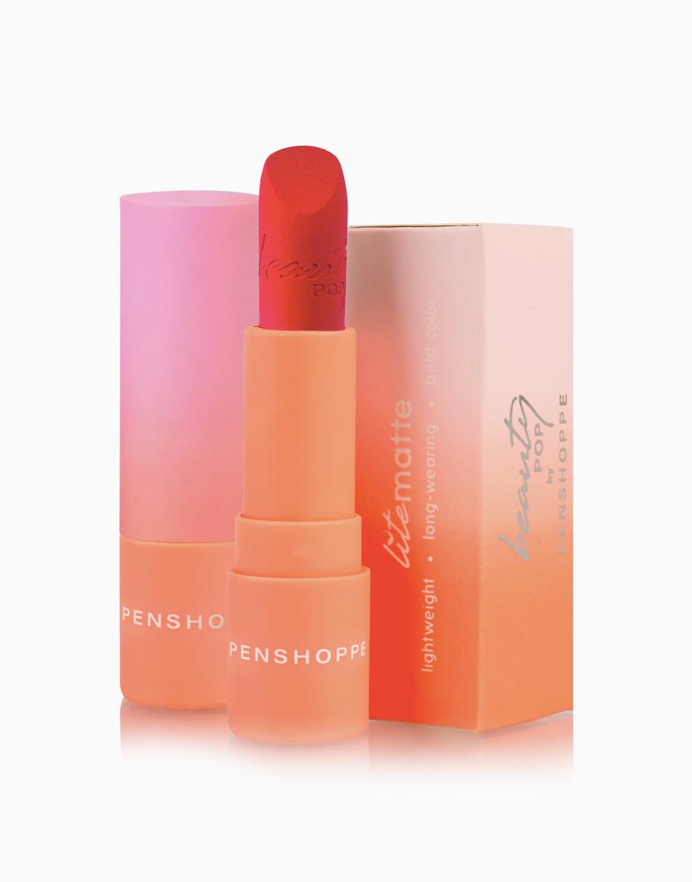 LiteMatte Lipstick by Penshoppe | Wild Child