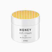 Apieu honey rich cream