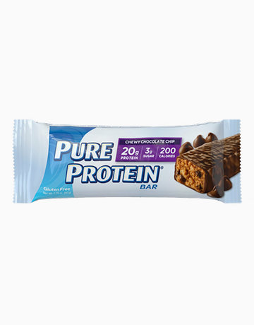 Chewy Chocolate Chip Protein Bar (50g) by Pure Protein