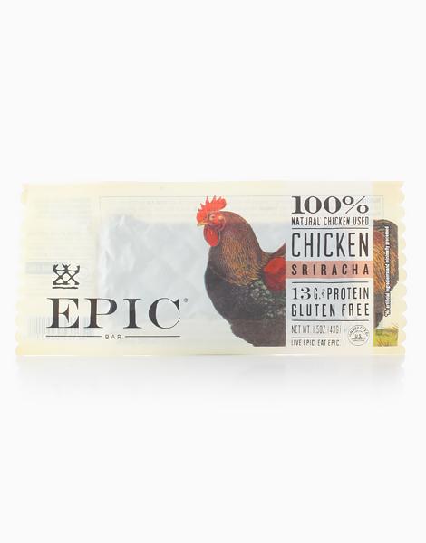 Chicken Sriracha Bar by Epic