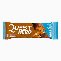 Hero Chocolate Caramel Pecan Bar by Quest