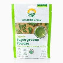 Organic Supergreens Powder (150g) by Amazing Grass