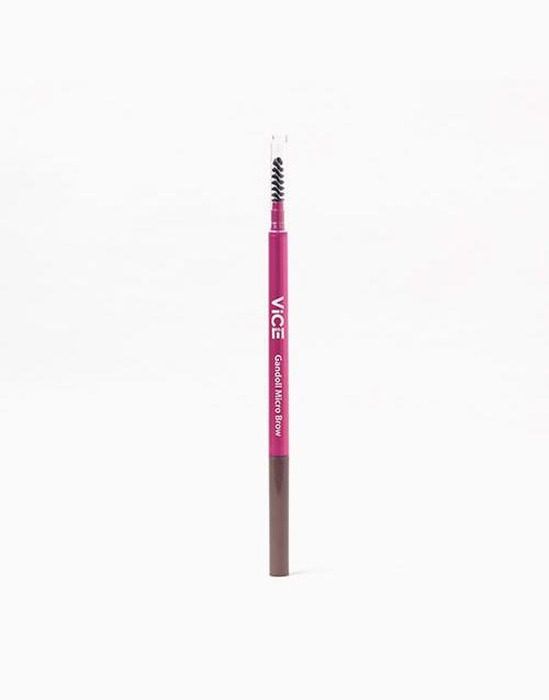 Gandoll Micro Brow Pencil by Vice Cosmetics | NaturaL Brown