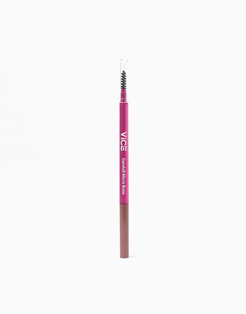 Gandoll Micro Brow Pencil by Vice Cosmetics | Soft Brown