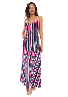 Alaia Maxi Dress by Babe