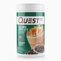Cold Brew Coffee Latte Quest Protein Powder (1.6 lb.) by Quest