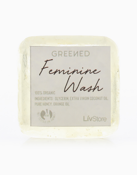 Greened Feminine Wash by LivStore