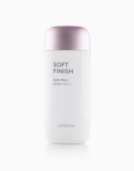 Soft Finish Sun Milk SPF50+PA+++ 70ml by Missha
