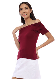Marina Off Shoulder Top by Babe