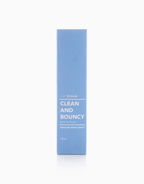 Clean and Bouncy Gentle Face Cleanser by Fresh Formula
