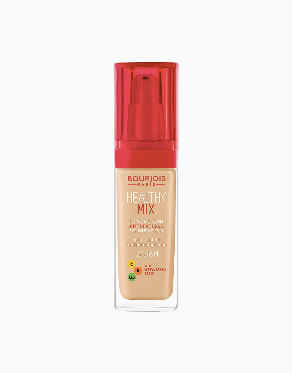 Healthy Mix Foundation (30ml) by Bourjois | 52- Vanilla