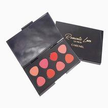 Carenel romantic love lip mattic 8 color collection