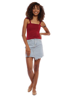 Cora Sleeveless Top by Babe