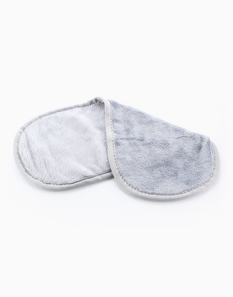Makeup Remover Cloth by TRVLR | Gray