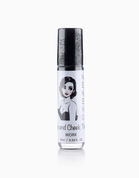 Lip and Cheek Tint by Neneng   WORK (Coco)