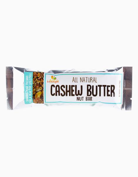 Cashew Butter Bar by Lifestyle Gourmet