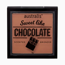 Australis sweet like chocolate bronzer ganache gold 1