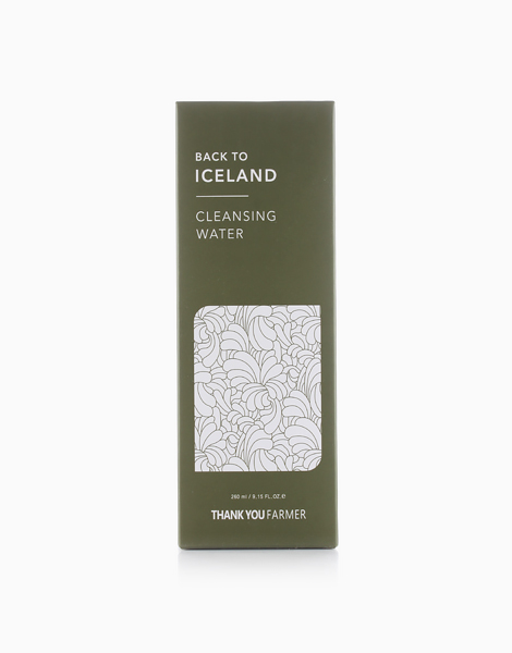 Back to Iceland Cleansing Water (270ml) by Thank You Farmer