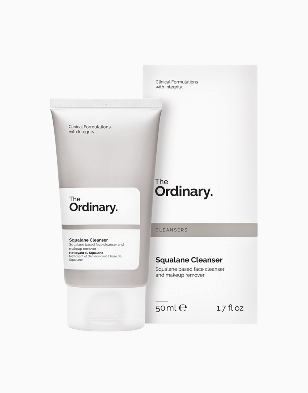 Squalane Cleanser (50ml) by The Ordinary