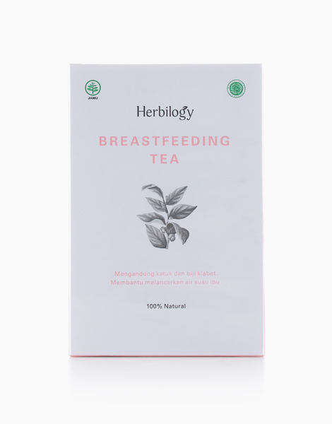 Breastfeeding Tea (20 Teabags) by Herbilogy