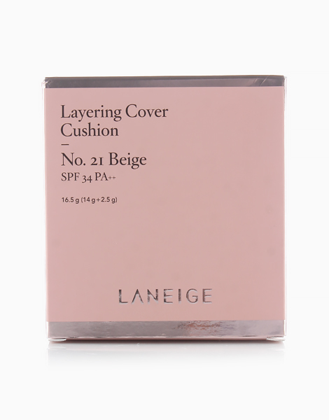 Layering Cover Cushion by Laneige   #21