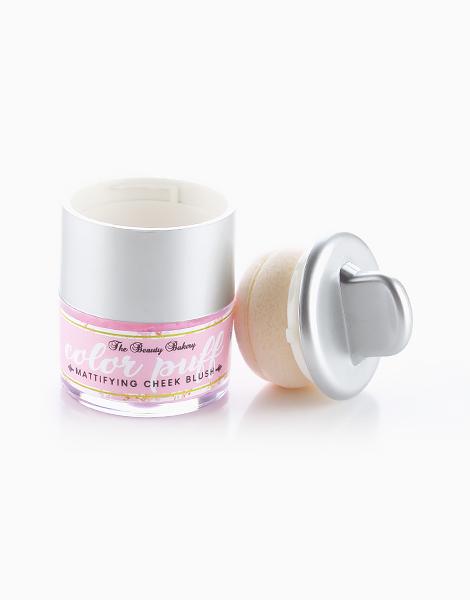 Color Puff Mattifying Cheek Blush by Beauty Bakery | Blush Pink