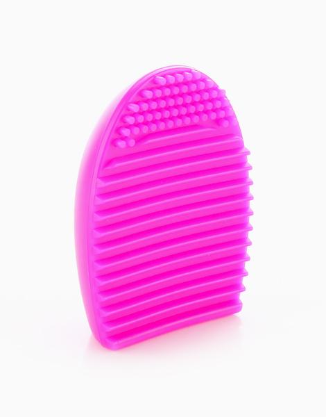 Makeup Brush Cleaner by Mermaid Dreams | Dark Pink