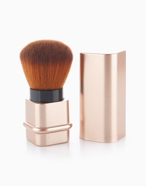 Retractable Brush by Mermaid Dreams | Rose Gold
