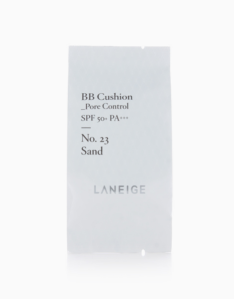 BB Cushion Pore Control SPF50+ PA+++ (Refill 15g) by Laneige   #23 Refill 15g