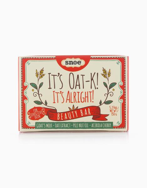 It's Oat K! It's Alright! Beauty Bar by Snoe Beauty