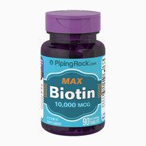 Piping rock max biotin 10 000mcg 90 tablets