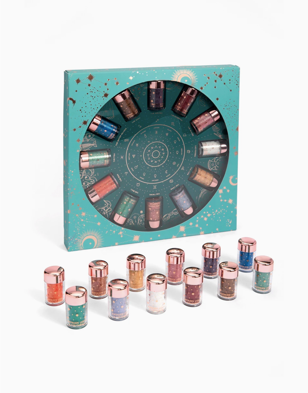 The Zodiac Loose Pigment Collection Kit by ColourPop