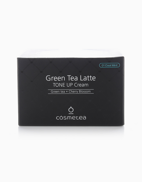 Green Tea Tone Up Cream by Cosmetea