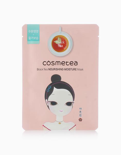 Nourishing Black Tea Moisture Mask by Cosmetea