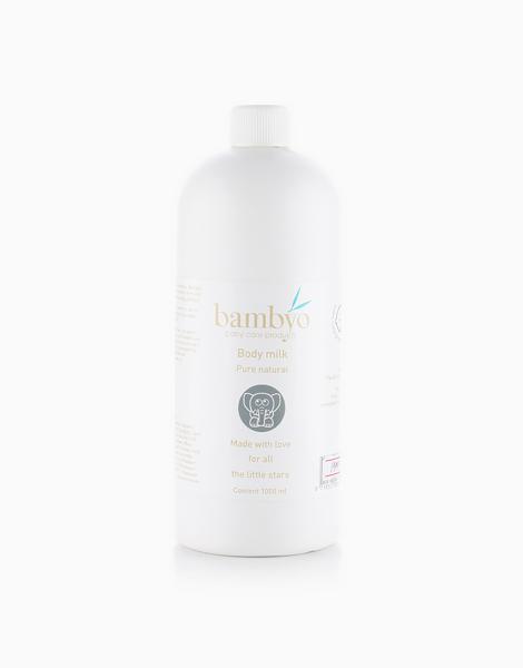 Bambyo Body Milk (1000ml) by Bambyo
