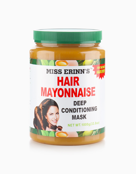 Hair Mayonnaise Deep Conditioning Mask (1000g) by Miss Erinn's