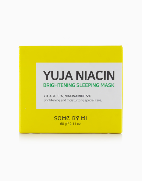 Yuja Niacin 30 Days Miracle Brightening Sleeping Mask by Some By Mi