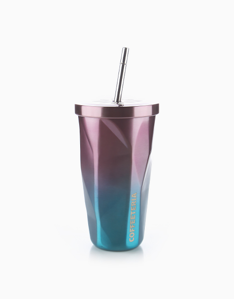 Double Wall Vacuum Tumbler by Coffeeteria | Bluebell Pink