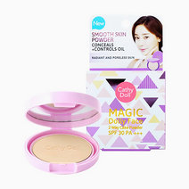 Photo 2  main photo  magic dolly face 2 way cake powder