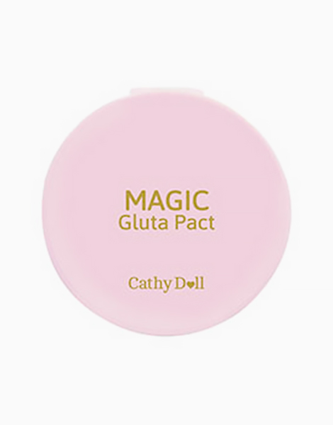 Magic Gluta Pact SPF 50+++ Mini (4.5g) by Cathy Doll | #23 Natural Beige
