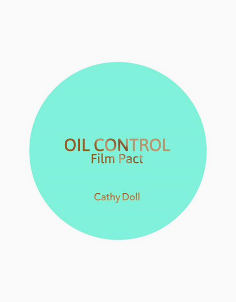 Oil Control Film Pack Translucent Mini by Cathy Doll