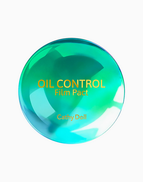 Oil Control Film Pact Translucent (12g) by Cathy Doll