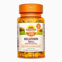 Sundown naturals sundown naturals melatonin 300 mcg 120 tablets
