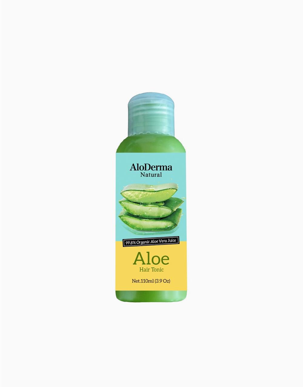 Aloe Hair Tonic (110ml) by Aloderma